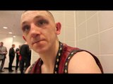 JAZZA DICKENS POST-FIGHT INTERVIEW FOR iFILM LONDON / DICKENS v FERNANDES