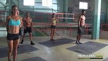 Steve Uria : Weider Ruthless Workout Program - 19 Total Body Circuit