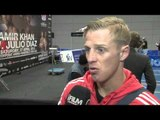 GARY SYKES ON THE BRITISH TITLE - 'I AM GUTTED I LOST IT, NOW I WANT IT BACK' / SYKES v KAYS