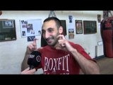 ERIN ARIF TALKS PRIZEFIGHTER INTERVIEW BY DANNY CASSIUS CONNOR FOR iFILM LONDON