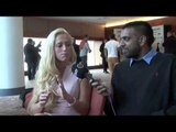 'THERE IS TWO SIDES TO TYSON FURY' - PARIS FURY INTERVIEW AT PRESS CONFERENCE / HAYE v FURY