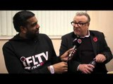 RAY WINSTONE TALKS TO KUGAN CASSIUS ON FROCH v GROVES, ANTHONY JOSHUA & REPTON BOXING CLUB.