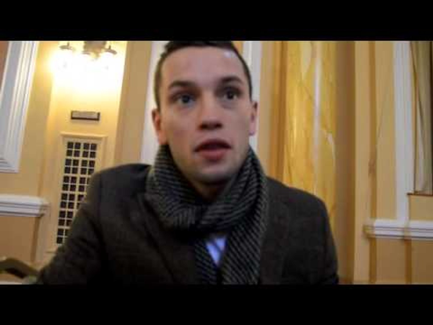 TONY PACE TALKS TO iFL TV AHEAD OF HIS FIGHT WITH JASON COOK / RELOADED