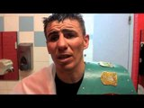 PETER McDONAGH BECOMES 2 WEIGHT IRISH CHAMPION WITH VICTORY OVER JOHN HUTCHINSON /HENNESSY SPORTS