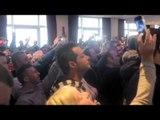 IRISH CROWD GO MENTAL FOR CARL FRAMPTON v HUGO CAZARES HEAD TO HEAD IN BELFAST /iFL TV