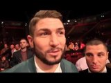 BRIAN ROSE & TOMMY COYLE REACT TO ANTHONY CROLLA v JOHN MURRAY (INTERVIEW)