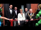 WE OFFICIALLY DECLARE TEAM FURYS NEW GYM OPEN - TYSON FURY PETER FURY HUGHIE & MAYOR OF BOLTON