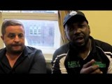 CLIFTON MITCHELL & SIMON ROBERTS TALK TO iFL TV ABOUT SUCCESS OF RECENT MITCHELL PROMOTIONS SHOWS