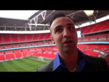 PAULIE MALIGNAGGI- 'WHEN YOU'RE FIGHTING, YOU DON'T GET TO ENJOY THE ATMOSPHERE FULLY' -FROCH-GROVES