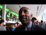 'DONT TRUST KUGAN CASSIUS' - JOHNNY NELSON TELLS FANS AT WEIGH-IN / FROCH v GROVES 2