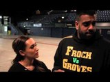 KUGAN CASSIUS & MICHELLE JOY PHELPS DISCUSS FROCH v GROVES 2, ENGLISH ACCENTS & THEIR FRIENDSHIP