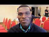 PRIDE OF GHANA RICHARD COMMEY 17,0,(17) KO's - LOOKS TO TAKE GARY BUCKLAND OUT IN STYLE / iFL TV