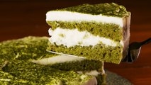 Matcha Lovers Will Fall In Love With This Insanely Good Cake