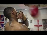 ANTHONY JOSHUA MBE TRAINING FOOTAGE - PART 2 (SPEED BALL) / JOSHUA v SKELTON / iFL TV