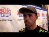 BILLY JOE SAUNDERS - 'I'M FIGHTING FOR EUROPEAN TITLE & EUBANK IS STILL FIGHTING A BUM FROM THE PUB'