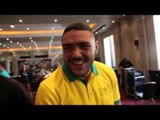 TYSON FURY'S BROTHER 'YOUNG FURY' INTRODUCES MEMBERS OF TEAM FURY TO iFL - FEATURING HUGHIE FURY