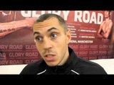 SCOTT QUIGG - 'MY RIVALRY WITH CARL FRAMPTON SPURS ME ON THE FIGHT MUST HAPPEN' / iFL TV