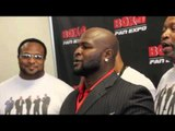 """JAMES 'LIGHTS OUT' TONEY BRANDS TYSON FURY AN *A***HOLE"""" & SUGGESTS UK RETURN"""