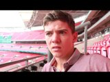 LUKE CAMPBELL MBE TALKS TO KUGAN CASSIUS AHEAD OF FIGHT WITH KRZYSZTOF SZOT / RETURN OF THE SAINT