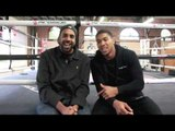 MC ANTHONY JOSHUA MBE SHOWS HIS FREESTYLE SKILLS TO iFL TV / STAY HUNGRY - STAY HUMBLE