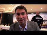 'CALLUM SMITH WOULD BEAT GEORGE GROVES NOW' - SAYS EDDIE HEARN / iFL TV