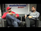 EDDIE HEARN Q & A (WITH KUGAN CASSIUS) - PART TWO (INC. o2 TICKET-GIVEAWAY) / iFL TV / SEPT 30th '14