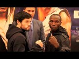 JOHN RYDER v THEOPHILIUS TETTEH OFFICIAL HAED TO HEAD / MOMENT OF TRUTH