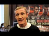 TOM STALKER - 'IF HE THINKS HE CAN KNOCK ME OUT, WAIT UNTIL SATURDAY / STALKER v CATTERALL