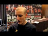 PAUL BUTLER - 'AFTER TETTEH PULLED OUT IT TOOK SPARRING MICHAEL KATSIDIS TO GET ME MOTIVATED'