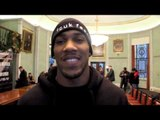 ANTHONY JOSHUA - 'KEVIN JOHNSON BRINGS THE VERBAL, I BRING THE PHYSICAL, IM LOOKING TO TAKE HIM OUT'