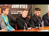 EDDIE HEARN SIGNS FORMER GB PODIUM STAR CHARLIE EDWARDS & SETS DEBUT FOR JANUARY 31st / iFL TV