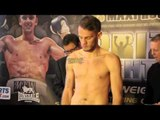 PRIZEFIGHTER - LIGHTWEIGHTS III - FULL OFFICIAL WEIGH IN VIDEO / iFL TV