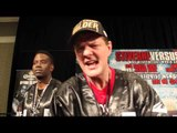 DEONTAY WILDER TRAINER MANAGER JAY DEAS REACTS TO WBC WORLD TITLE WIN & WANTS TYSON FURY FIGHT