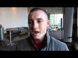 PAUL BUTLER SPEAKS TO iFL TV AHEAD OF WORLD TITLE CLASH WITH ZOLANI TETE / MERSEY BOYS