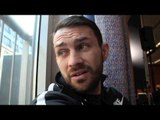 PAUL SMITH (IN BERLIN) ON ABRAHAM REMATCH, SPARRING EUBANK JR, WAYNE ROONEY & GOLOVKIN v MURRAY