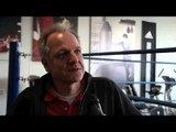 CHRIS MAYER (CEO OF SAUERLAND EVENTS) ON HISTORY OF MAX SCHMELING GYM, UK LINKS & SAUERLAND FAMILY.