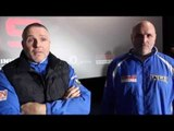 PETER FURY & JOHN FURY (BROTHERS SIDE-BY-SIDE) TALK TO iFL TV - TYSON FURY v CHRISTIAN HAMMER /