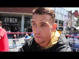 CALLUM SMITH TALKS CHRISTOPHER REBRASSE, WBC RANKING & HIS HEARTACHE AT MISSING HIS BROTHERS FIGHT