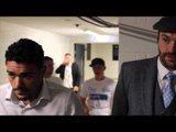 TYSON FURY WALKS ISAAC TURBO LOWE INTO THE RING - RANDOM FUNNY VIDEO