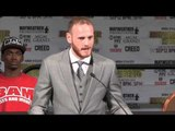 GEORGE GROVES - 'I KNOW EVERTHING I NEED TO KNOW ABOUT BADOU JACK'