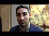 FRANK BUGLIONI SPEAKS OPENLY & HONESTLY ON HIS WORLD TITLE CHALLENGE AGAINST FEDOR CHUDINOV