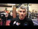 'WHY ARE THEY CALLING ME OUT?' - LIAM SMITH HITS OUT AT CERTAIN FIGHTERS AHEAD OF WORLD TITLE SHOT