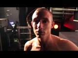 PAUL BUTLER EMPHATIC 1st ROUND KO - 'IF I FIGHT JAMIE CONLAN IT WOULD BE MASSIVE HERE OR IRELAND'