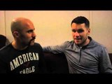 SPIKE 'O SULLIVAN & LUKE KEELER - WE NEED LUKE KEELER ADDED TO THT DECEMBER 12TH CARD