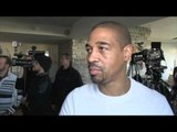 'IF JAMES DeGALE OVERLOOKS BUTE HE WILL GET KNOCKED OUT & BUTE WILL BECOME CHAMPION' - HOWARD GRANT