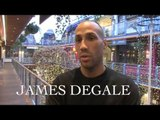 JAMES DeGALE - (UNCUT) ON BADOU JACK, TYSON FURY, ANTHONY JOSHUA v DILLIAN WHYTE & LEE v SAUNDERS