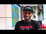 CRAIG 'SPIDER' RICHARDS ON HIS PREPARATION, CAMP LIFE & EXCITMENT TO BE ON GROVES UNDERCARD