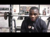 INTRODUCING FORMER GB BOXER CHRIS KONGO AS HE LOOKS TO MAKE HIS PROFESSIONAL DEBUT
