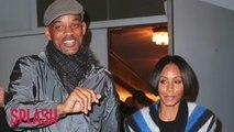 Jada Pinkett Smith Shares 'Peace And Joy' With Will Smith