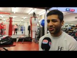 INTRODUCING 'SSS' - SANJEEV SINGH SAHOTA SET FOR PRO-DEBUT -'TWO ARMS & TWO LEGS, I'LL FIGHT ANYONE'